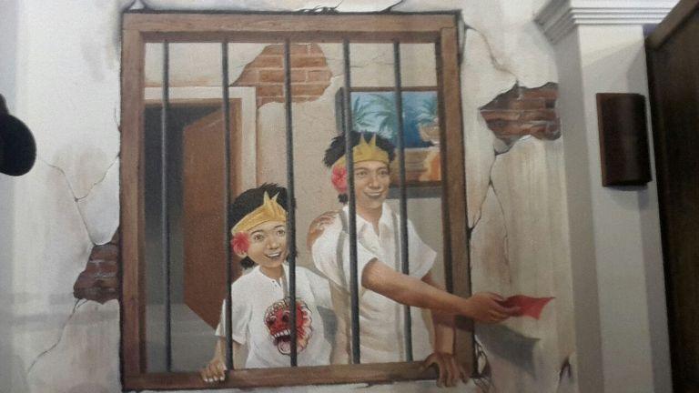 jasa mural bali
