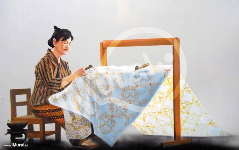 Projek Jasa Mural Batam di Batam Museum 3D Trick Art Yang Indonesia Banget