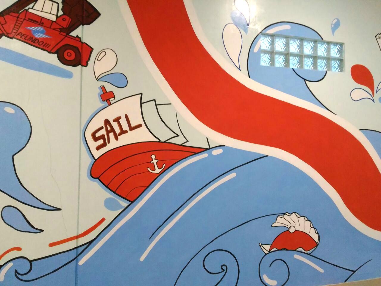 jasa mural surabaya