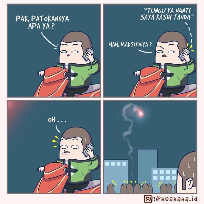 komik strip