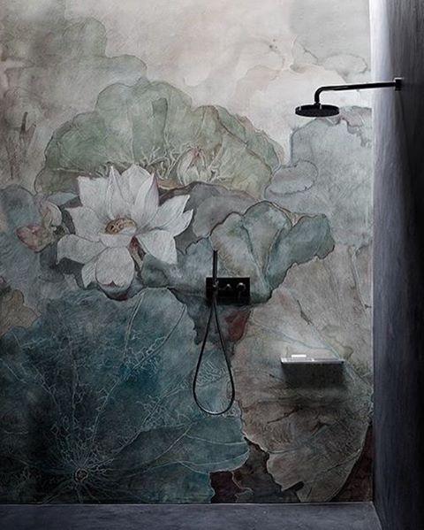 mural kamar mandi 1