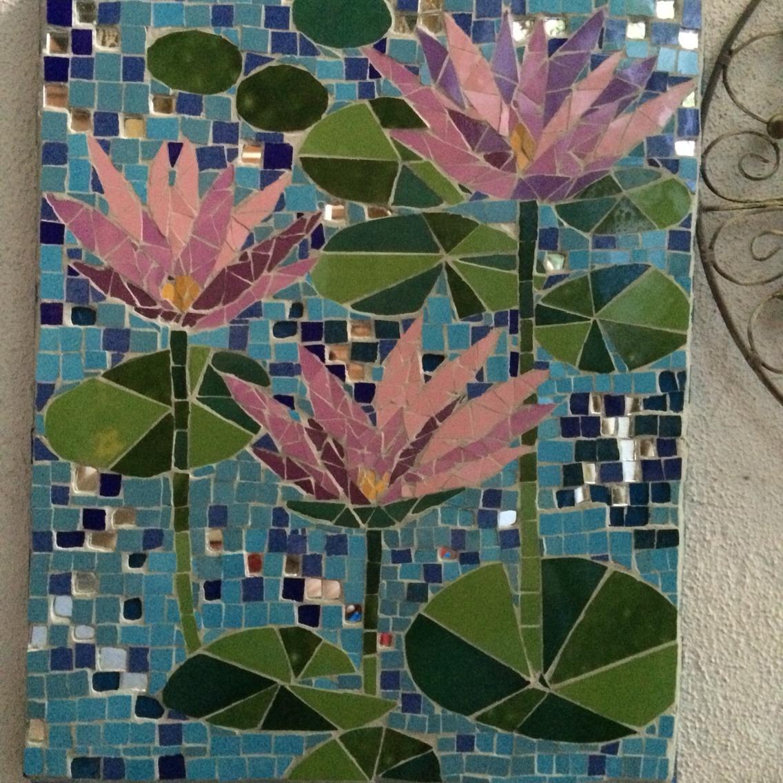 seni mosaik