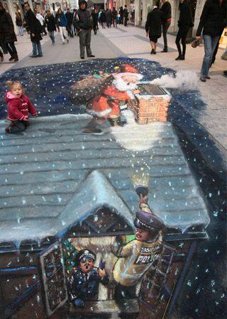 mural christmas 10