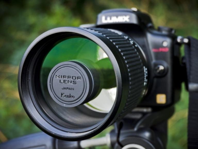 mirror lens