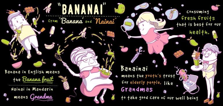 ilustrasi mural di banainai