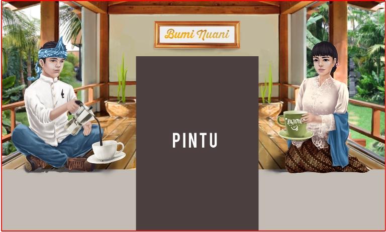 ilustrasi restoran