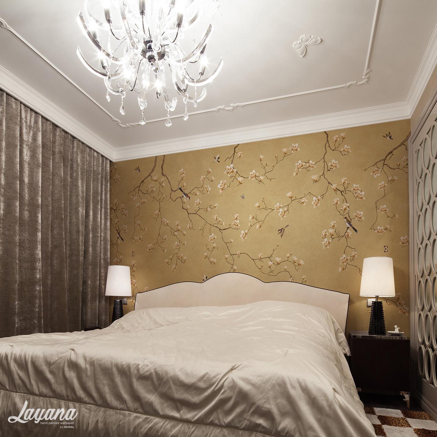 wallpaper dinding rumah kamar tidur