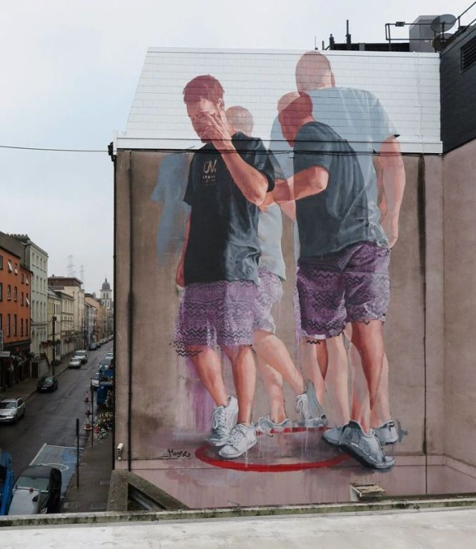 7 Best Street Arts Created by Amazing Street Artists in August 2017