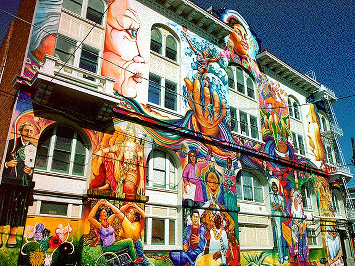 These Tall Building Mural Examples Will Amaze You So Much!