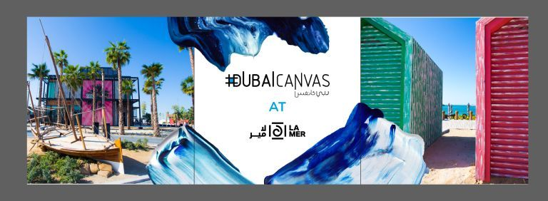 Top 3D artists add momentum to Dubai Canvas at La Mer