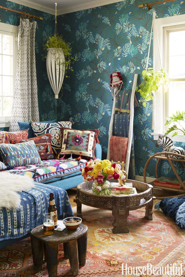 Bohemian Room Décor Ideas