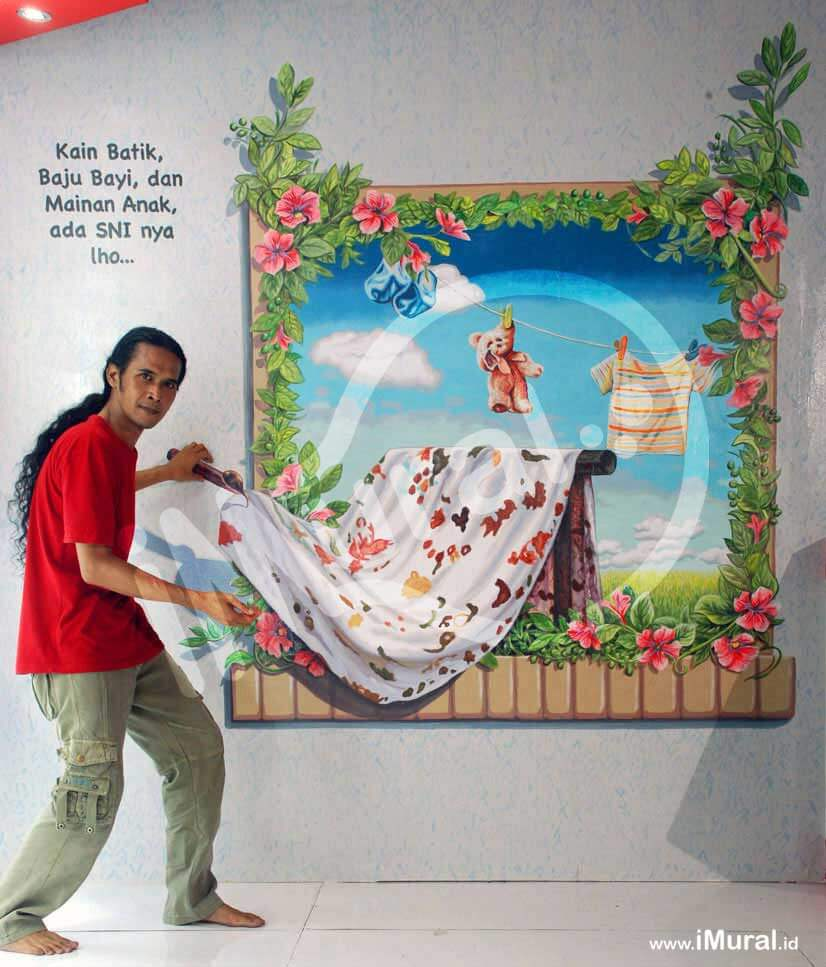 SNI Taman Pintar Kain Batik