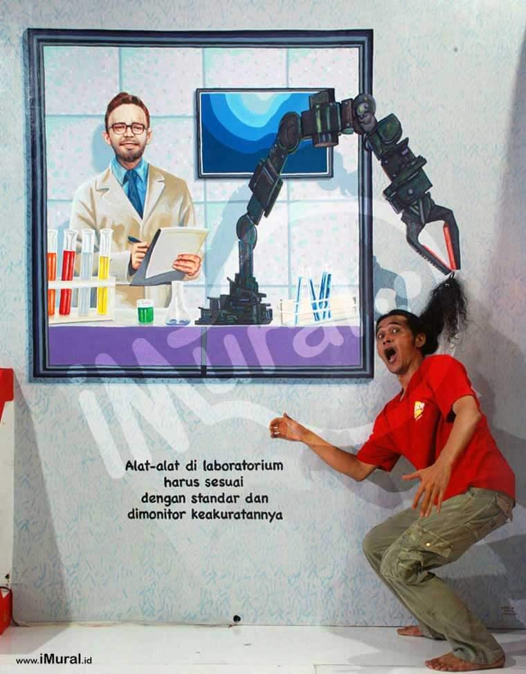 SNI Taman Pintar Robotic Arm