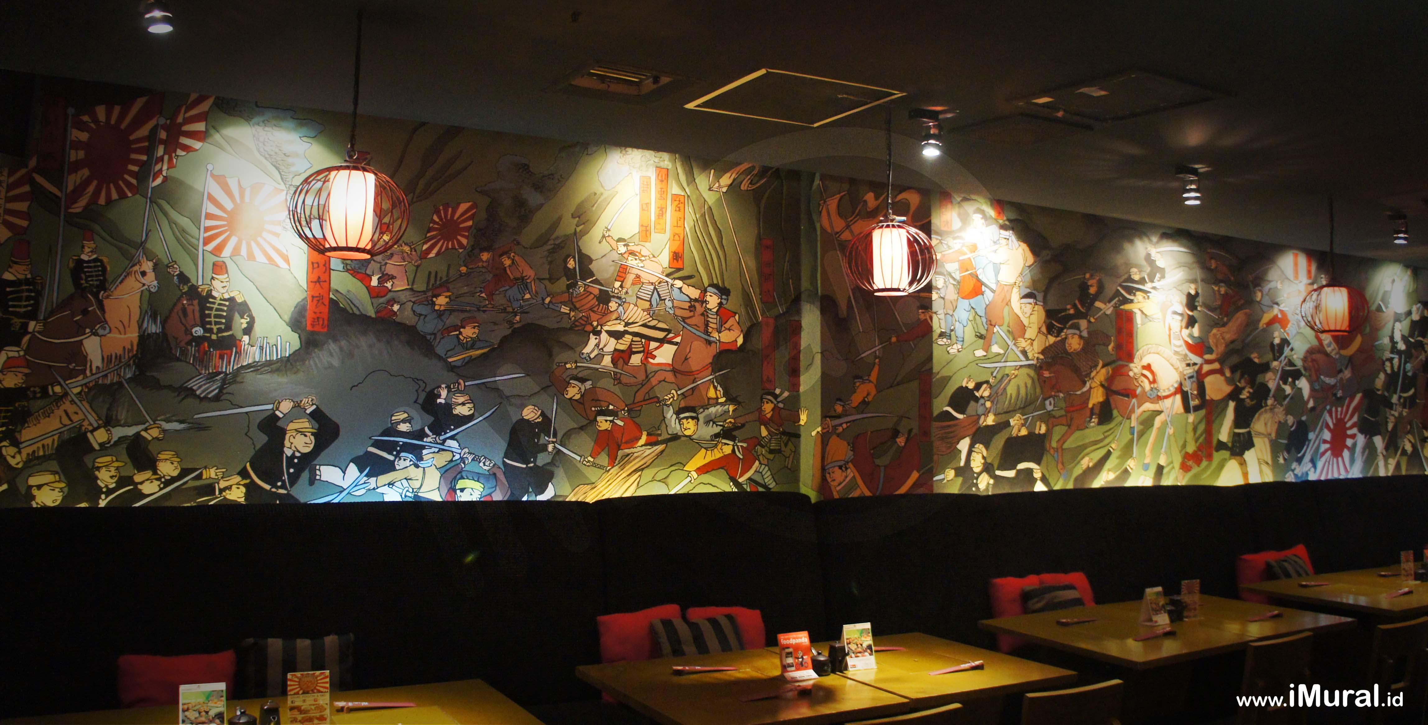 Takigawa Restaurant Setiabudi