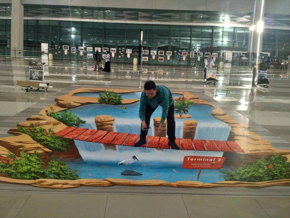 Terminal 3 Bandara Soekarno Hatta