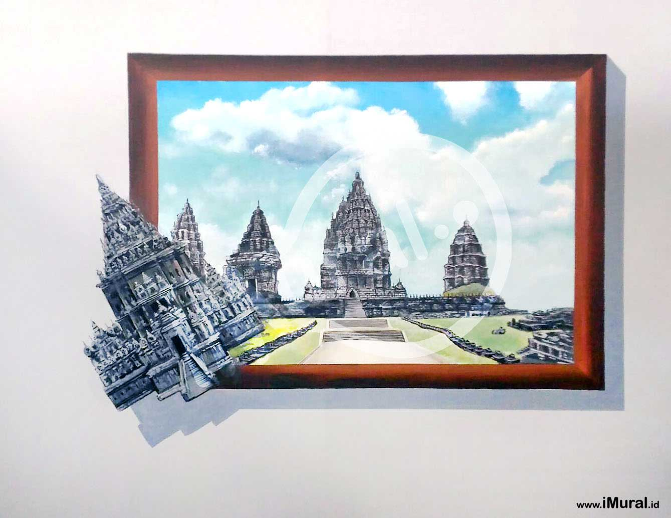 Batam Museum 3D Trick Art
