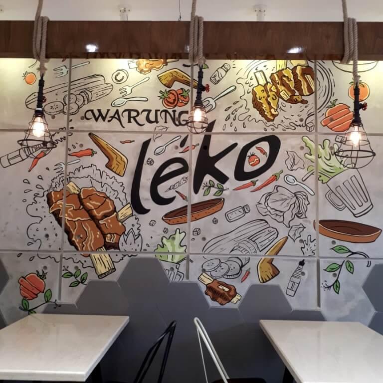 Warung Leko Restaurant