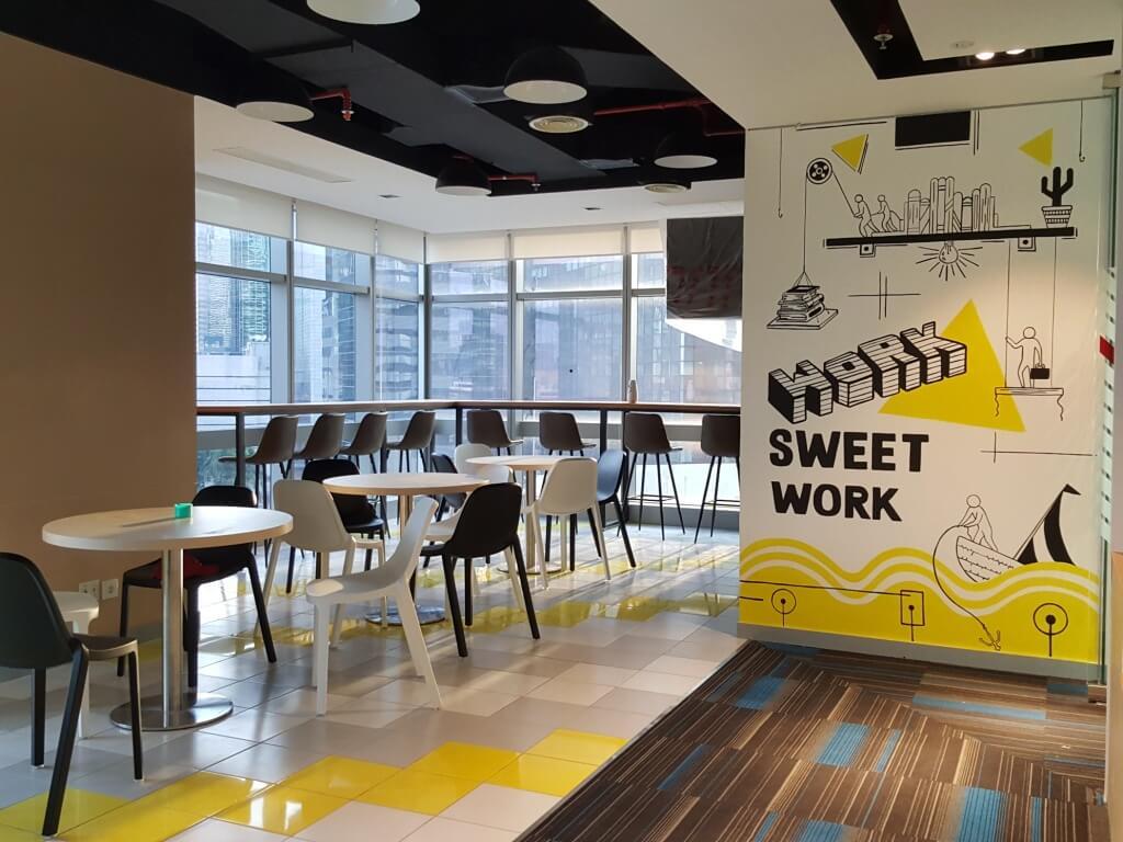 """Work Sweet Work"""