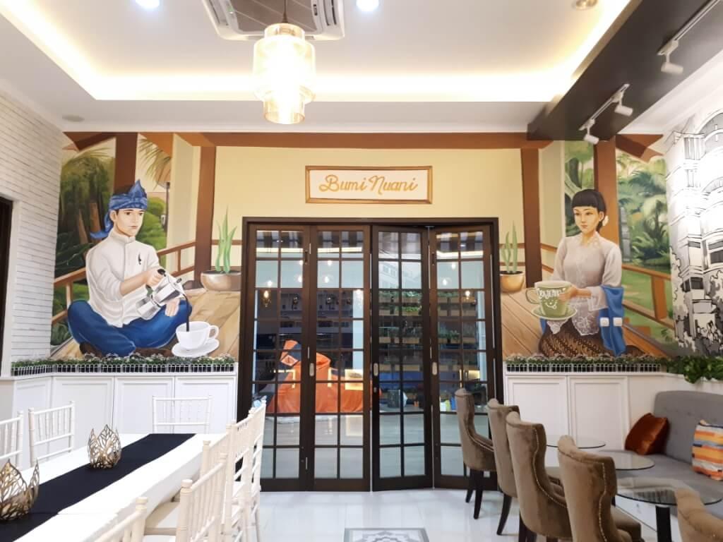 Bumi Nuani Restaurant
