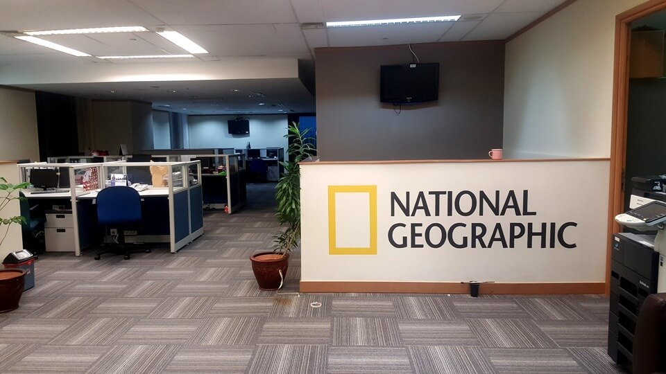 Fox National Geographic Office