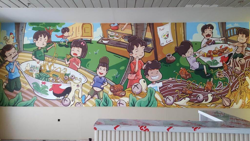 warung buntut lombok