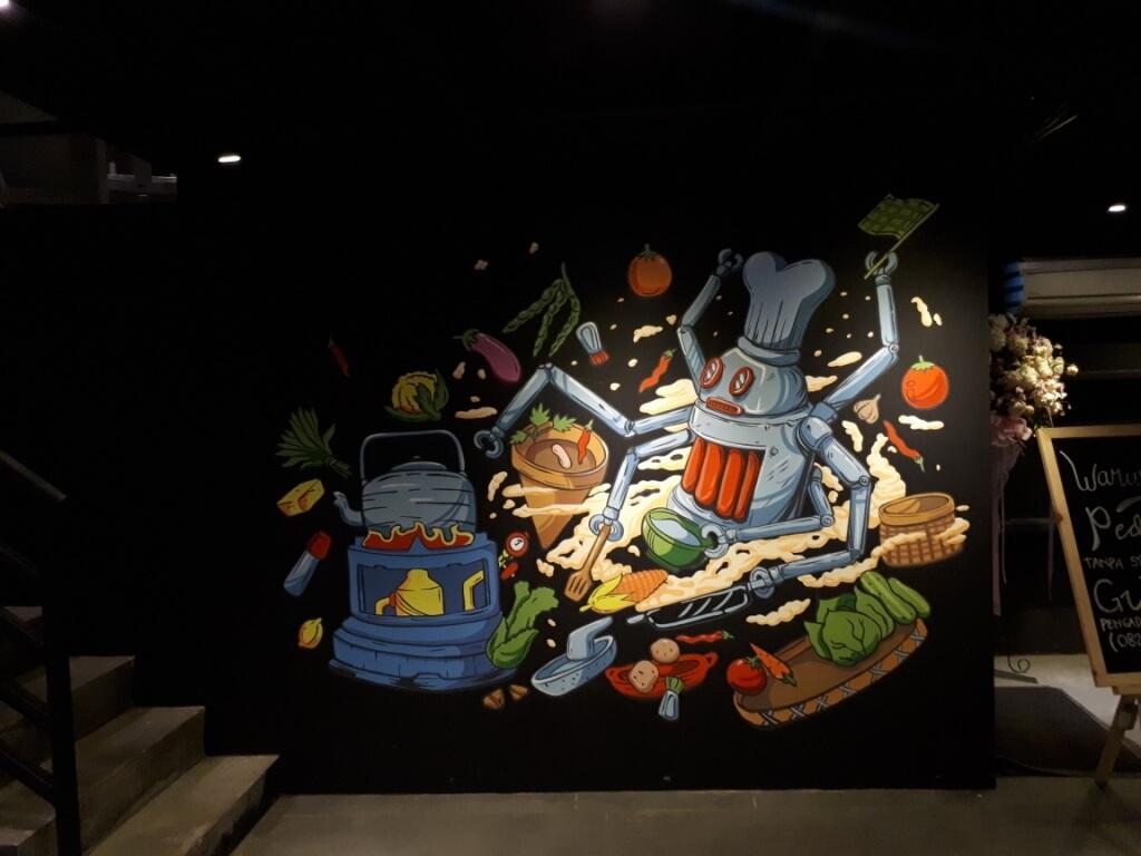 Warung Pedes Restaurant