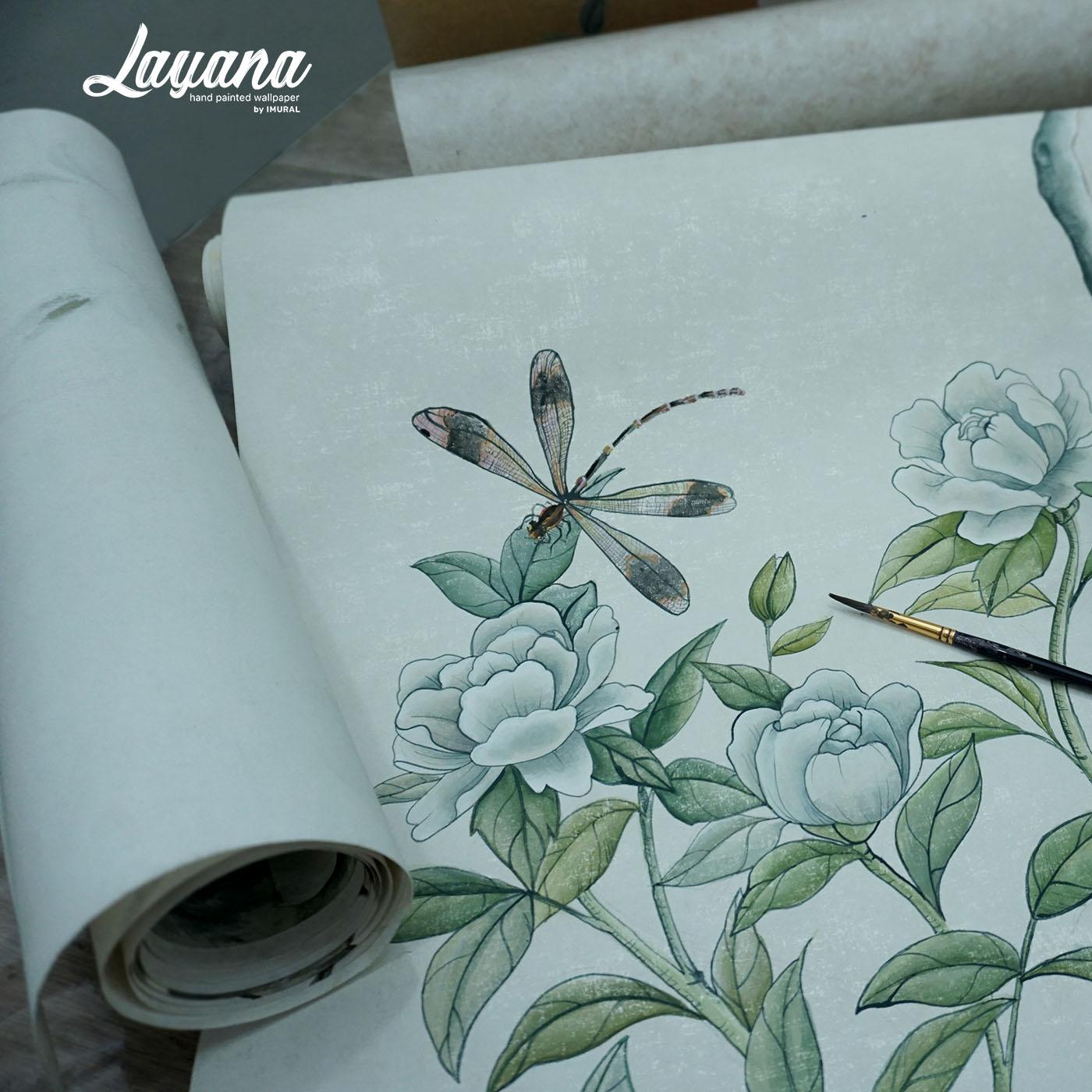 Chinoiserie Painting 6